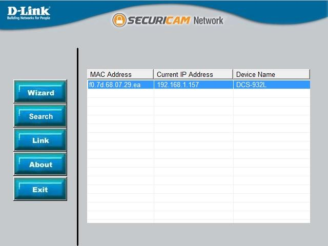 dlink router serial number and mac address