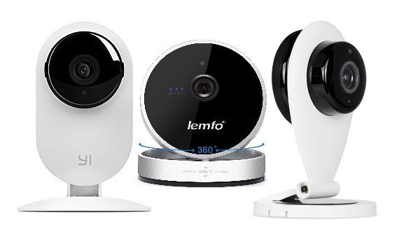 Cloud Recording With Nest Cam Alternative Mini Wi-Fi HD IP
