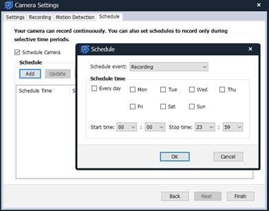 CameraFTP VSS NVR Solution Manual  Setup DVR to upload image/video