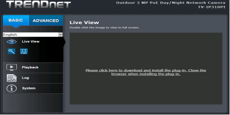 Configure TrendNet TV-IP310PI network camera/DVR to upload
