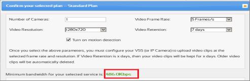 Configure HikVision network camera/DVR to upload image