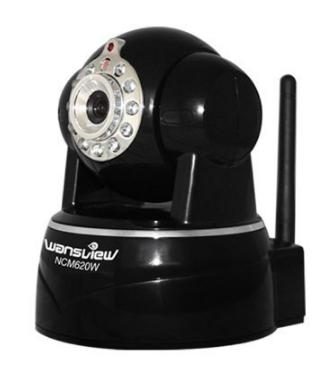 Configure Wansview NCM621W, NCM620W Wired/Wireless Outdoor