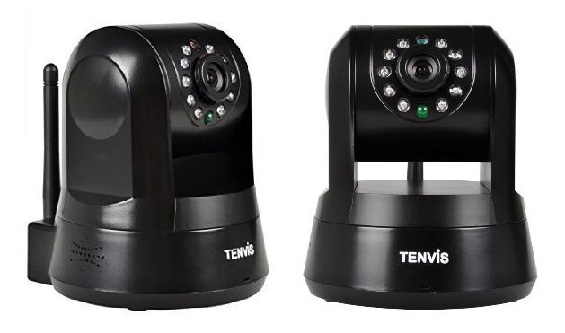 Configure Tenvis TZ100 / IProbot3 HD 720P Cameras to upload