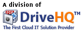 DriveHQ Cloud IT Service: Free Online File Storage, Backup, Sharing & FTP Server Hosting, WebDAV Drive Mapping
