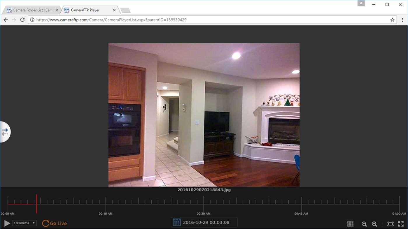 Webcam Security Camera APP - Use Webcam as IP Security Camera