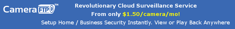 Leading Cloud Surveillance service