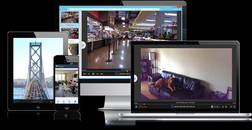 CameraFTP: Leading Cloud Surveillance, Storage & Security Service