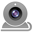 mobile security camera for webcam